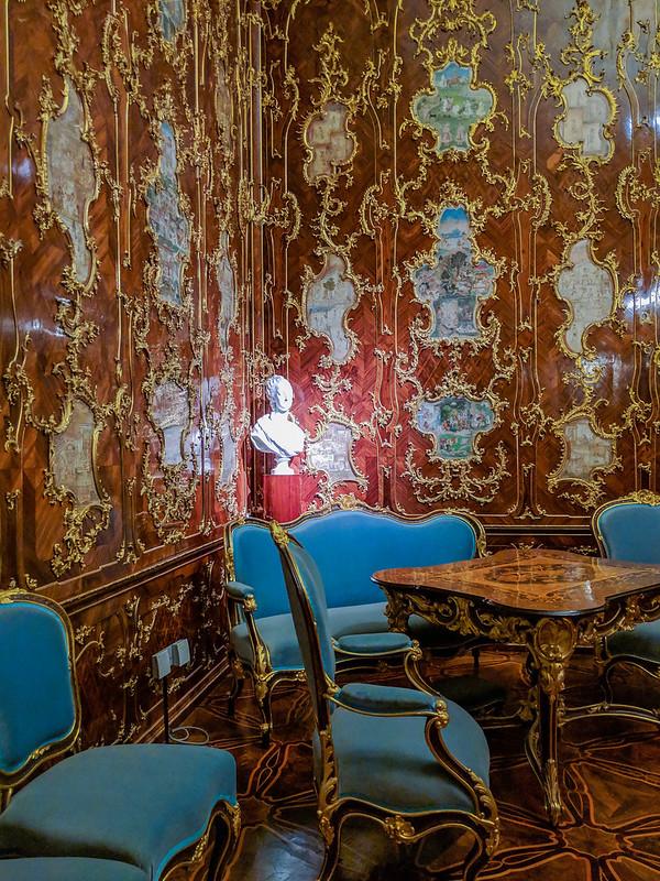 Schonbrunn castle