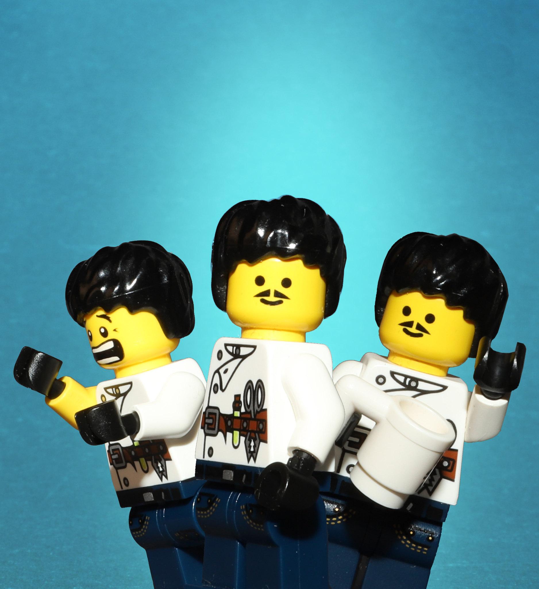 [Photographie + LEGO] Quand le VDF croise l'univers des LEGO 45308681605_543c9147ab_k