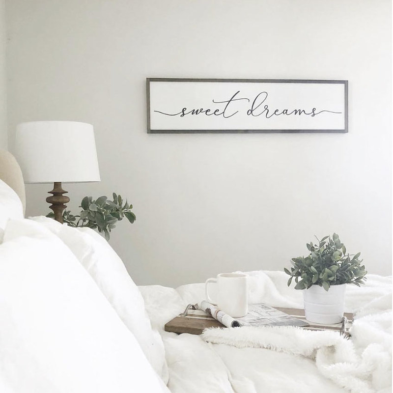 Bedroom Sign