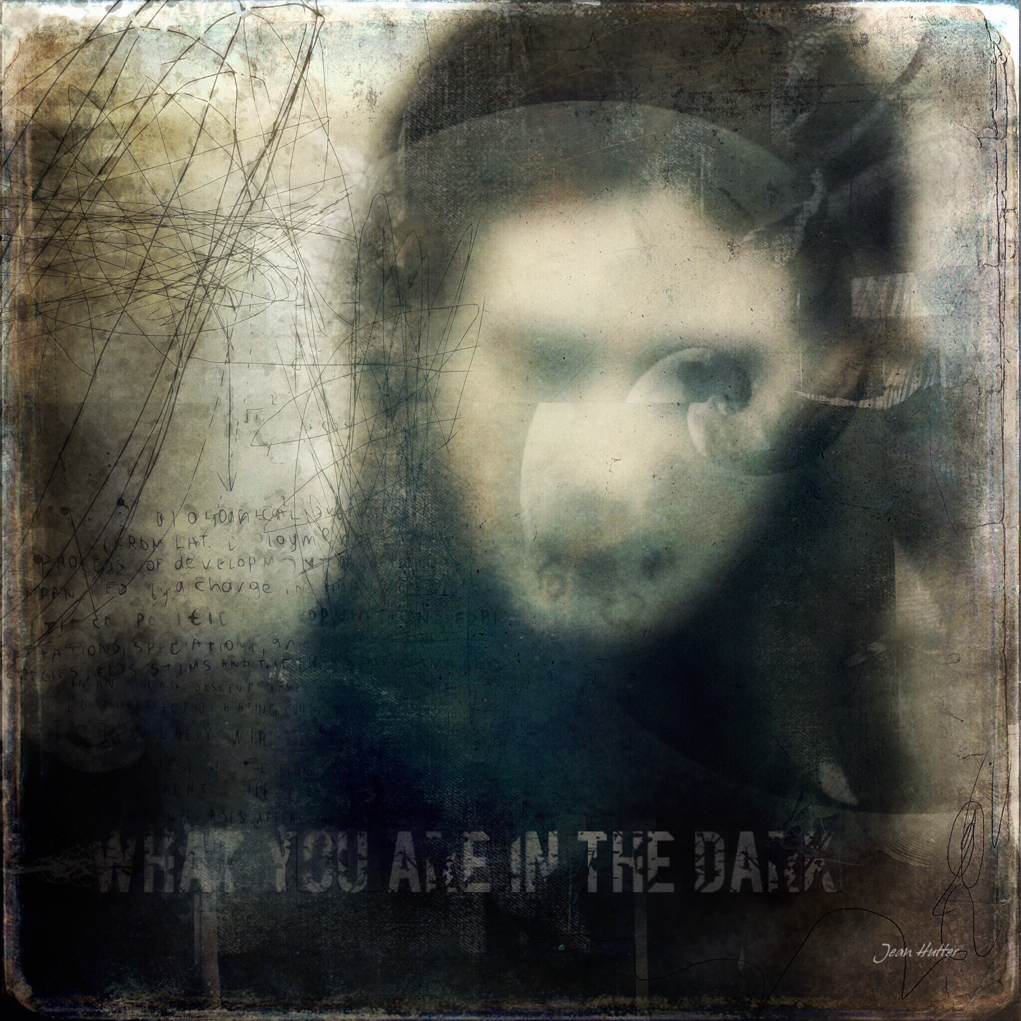 What You Are In The Dark