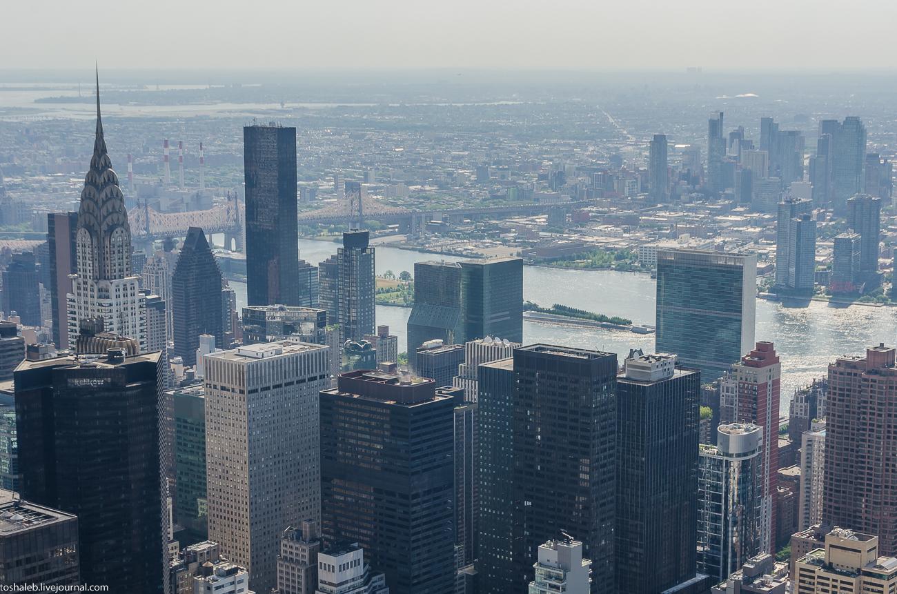 Нью-Йорк_Empire State Building-35