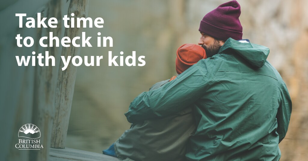 """""""With school in full swing, midterms over and the holiday season on the horizon, December makes sense as a time for parents to check in with their children to see how things are going,"""" said Wade Maybie, a registered nurse at the Child and Youth Mental Health (CYMH) Clinic in [...]"""