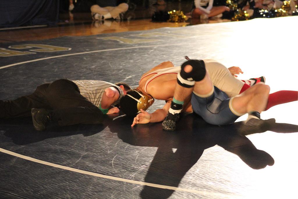Wrestling @ HC
