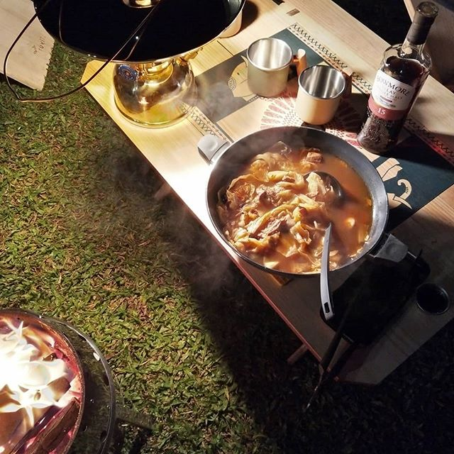 20181221 不露 會blue #歐北露 #campinglife #ilovecamping