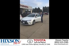 #HappyBirthday to Joy from Justin Brown at Hixson Toyota of Leesville!