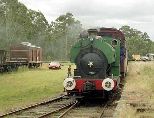 Steamfest at Richmond Valley Railway