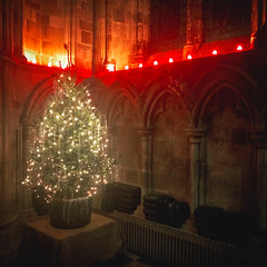 Behind the scenes at Lessons & Carols
