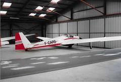 F-CARS Scheibe SF-25 Super Falke Motor glider