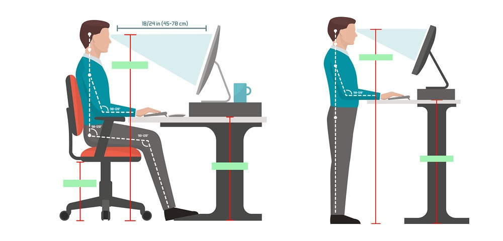 How to set up an office chair as per your requirement? - Image 2