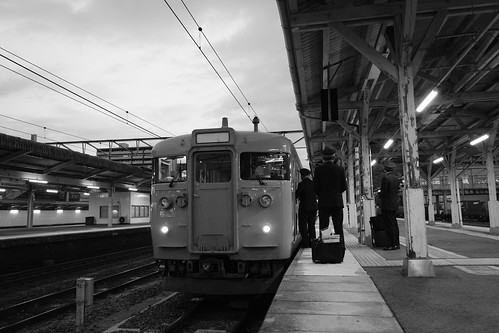 Iwakuni Station on 25-11-2018 (1)