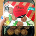 20170705_i01 Vegan meatballs found in the shop World Vegan | Na Poříčí 1067/25, Prague, the Czech Republic