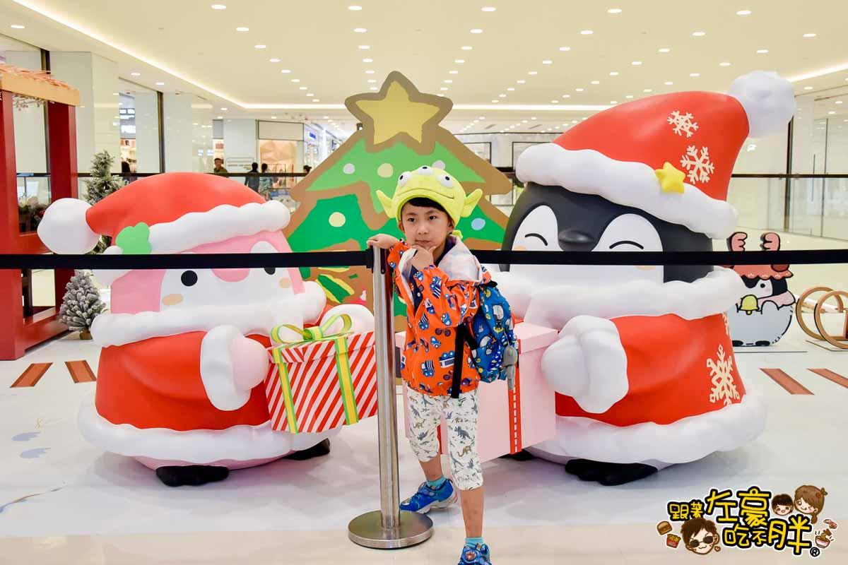 香港聖誕節 尖沙咀海港城聖誕裝飾-28