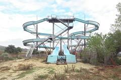 Urbex ✧ Parc aquatique