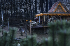 Taiga Lodge in GaiaZOO