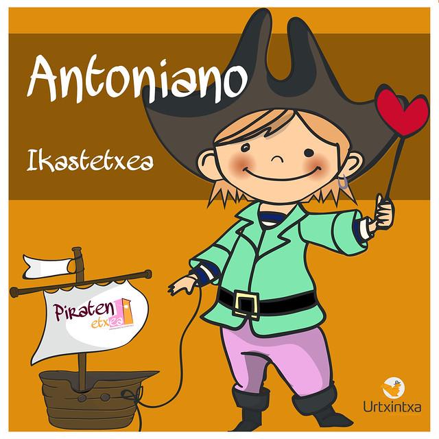 Pirata egonaldia-Antoniano ikastetxea 2019.02.21-2019.02.22