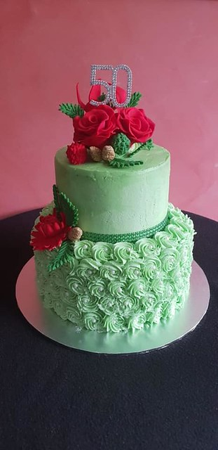 Cake by Lotus Cakes Sydney