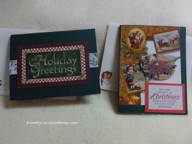 Christmas Cards at FromMyCarolinaHome.com