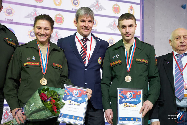 CISM World Military Championships Moscow 2018