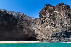 King Kong Beach Na Pali Coast Kauai Hawaii