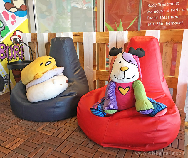 Seedology - Plushies and Bean Bags
