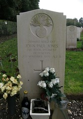 Sergeant John Paul Jones