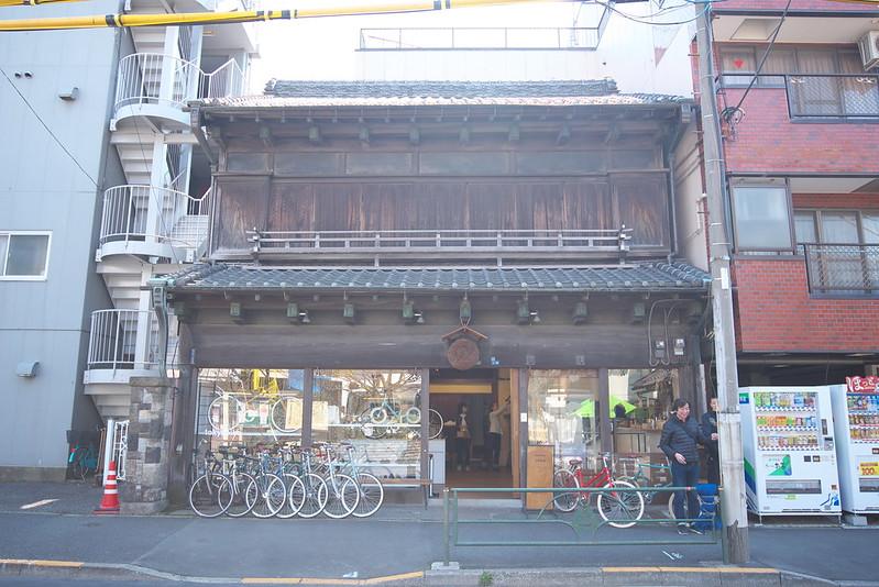 上野の杜サイクリングツアー