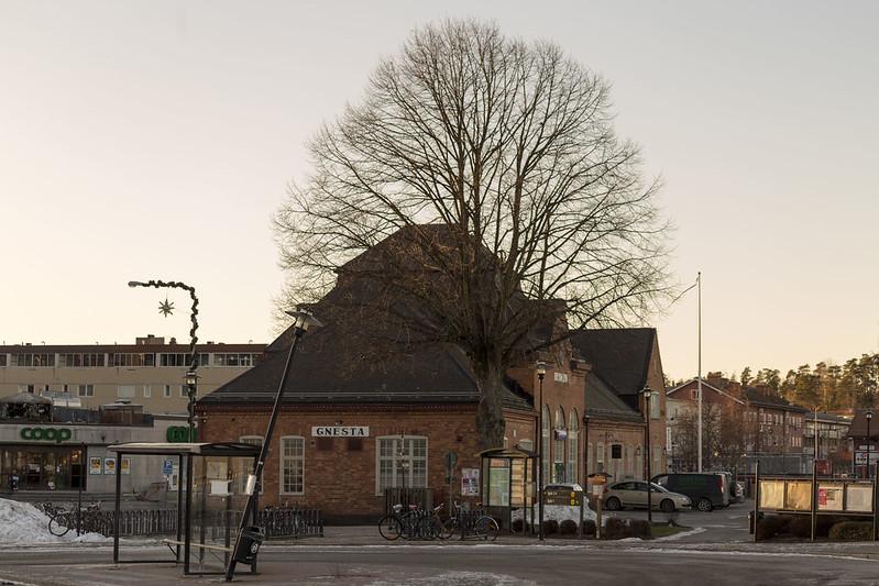 Gnesta Station