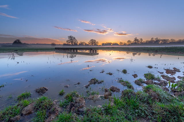 Eyebridge sunset (explored), Nikon D810, AF-S Zoom-Nikkor 14-24mm f/2.8G ED