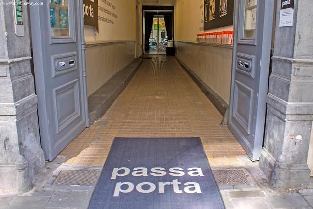 Passa Porta Bookshop