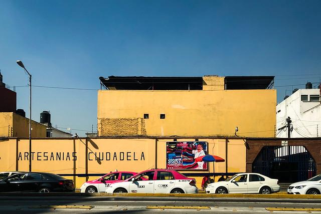Mercada de Artesanias Ciudadela