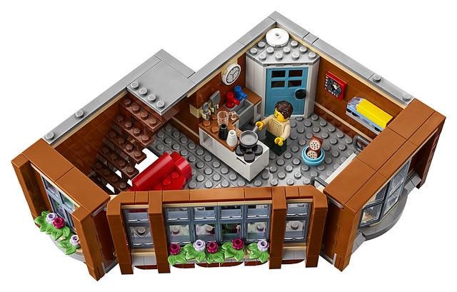 復古加油站超美,二樓還有獸醫院喔~ LEGO 10264 創意系列【轉角車廠】Creator Expert Corner Garage