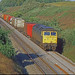 47348 Near Lowton 9th July 1985.