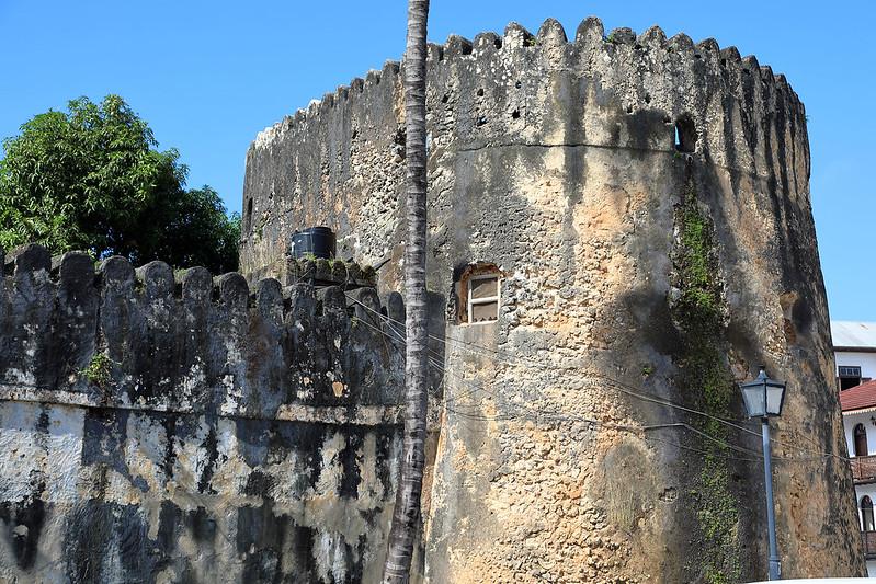 Old Fort of Zanzibar