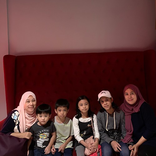 School Holiday with Cousins