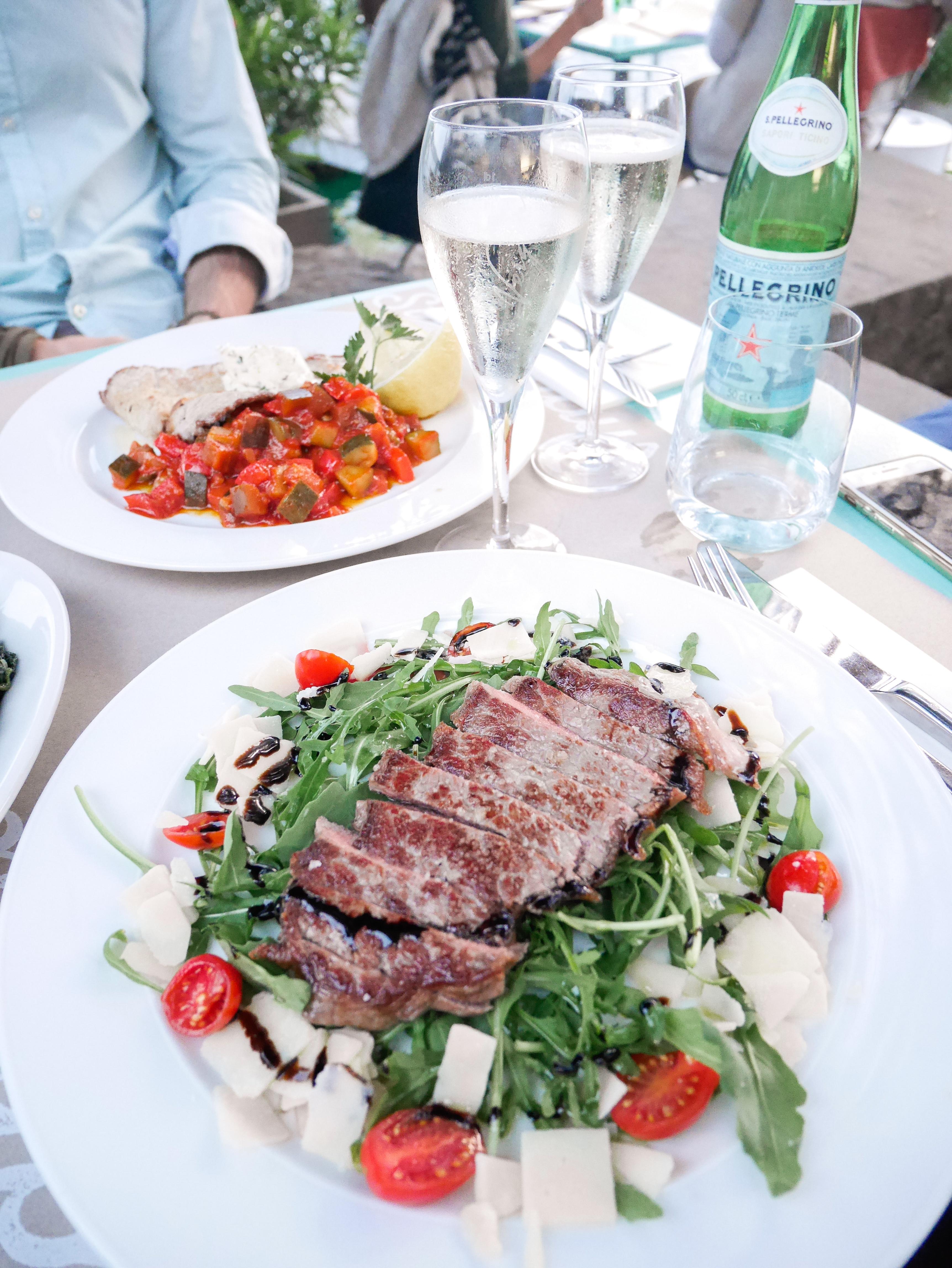 Zurich ruoka