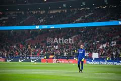 Atlético de Madrid (1-1) FC. Barcelona