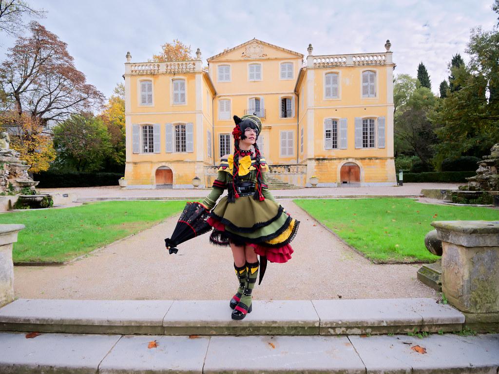 related image - Shooting Icchibanketsu - Jardin de la Magalone - Marseille -2018-11-10- P1388624