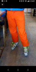 Lyžařské kalhoty Salomon - titulní fotka