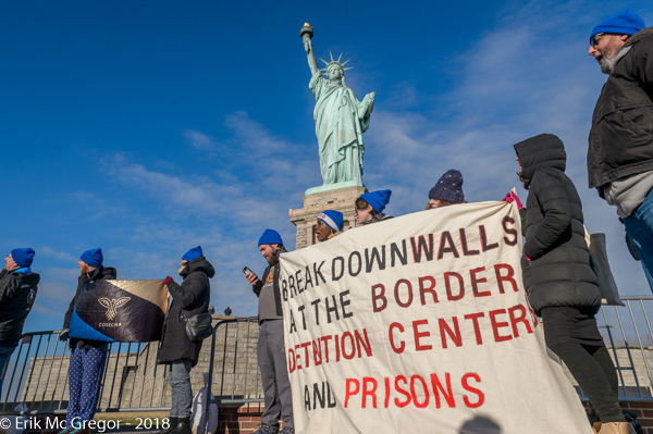 Break Down Walls: Peaceful prayer circle and action