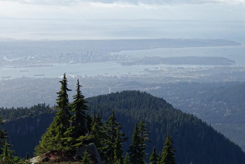 Mt Seymour, 4 Nov 2018