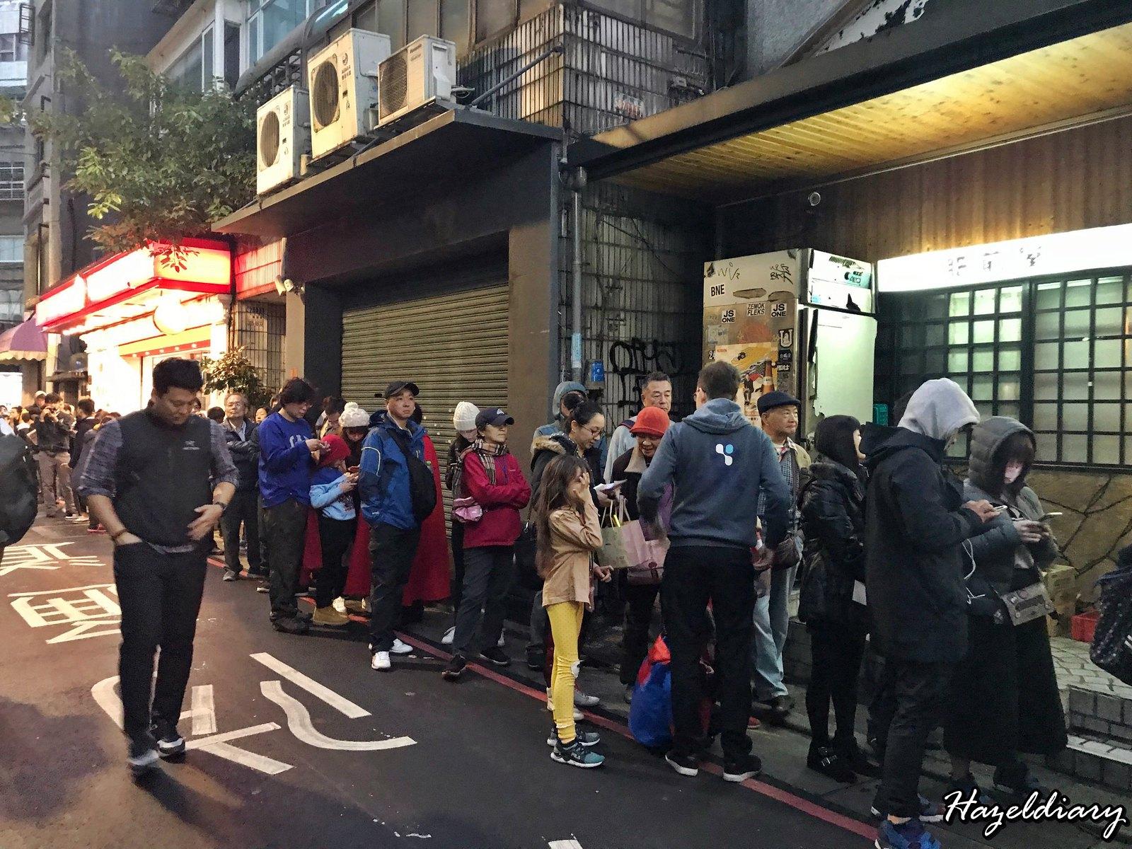 Fei Qian Wu Taipei-Unagi Restaurant-4