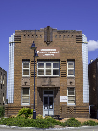 Former State Bank of NSW, Taree NSW