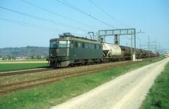 - SBB  610  ( Ae6/6 ) 11454  bis