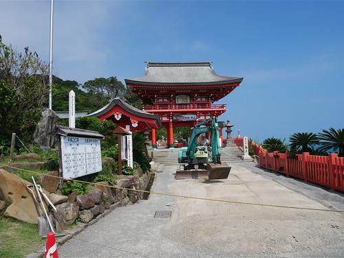 鵜戸神宮④楼門