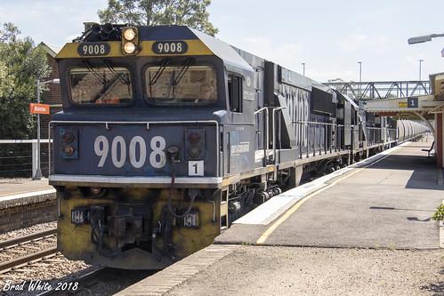 9008, 9010, 9003 (Unit 1) HV168