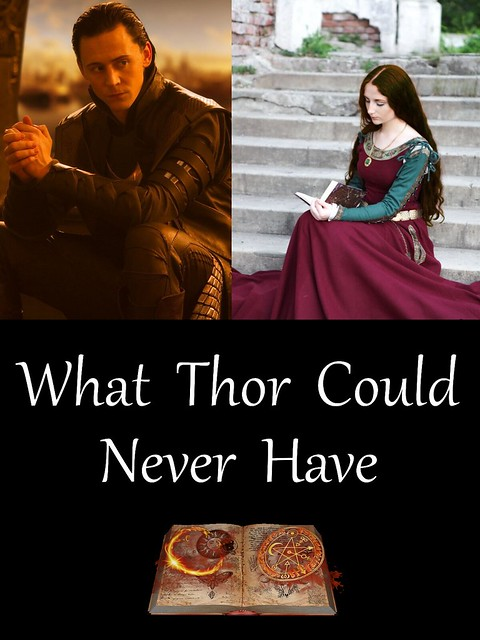 What Thor Could Never Have - Chapter 1 - From-Asgard-to