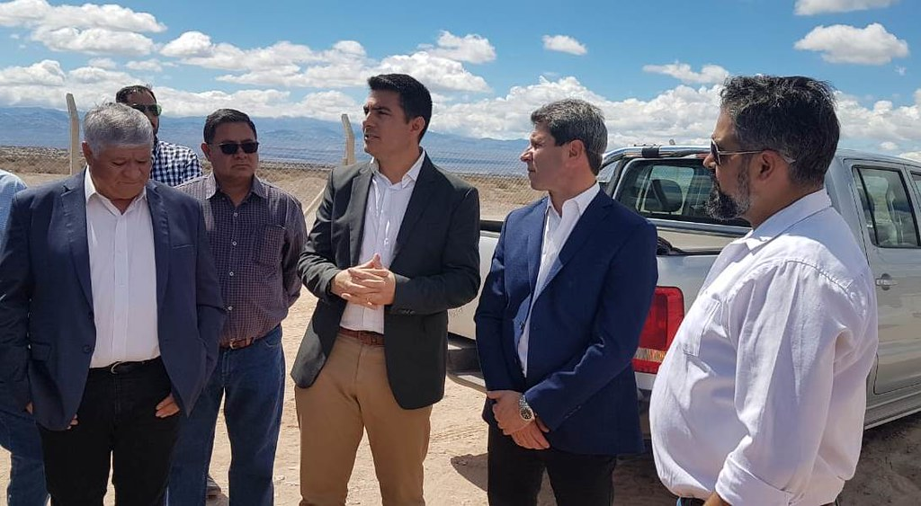 2018-11-28 PRESS RELEASE: Uñac en Iglesia: Attends the largest solar construction project to be built in the country