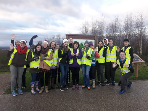 Gedling junior parkrun 9th dec 18