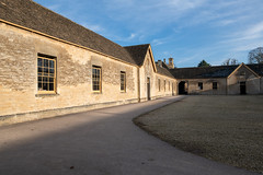 the world famous stable yard