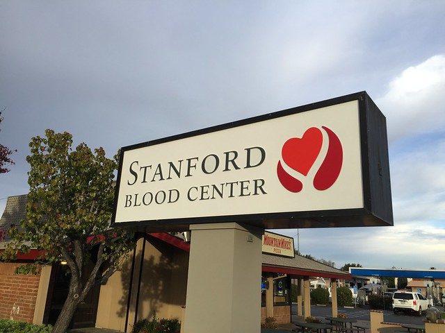 Stanford Blood Center - South Bay
